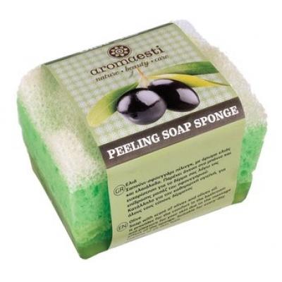 Aromaesti Scrubspons met olijf natural