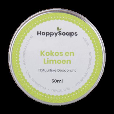 Natuurlijke Deodorant – Kokos en Limoen