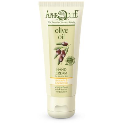 Handcrème voor de gevoelige huid
