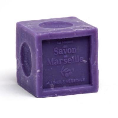 Blok Marseillezeep Lavendel