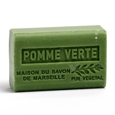 Savon de Marseille zeep Pomme verte