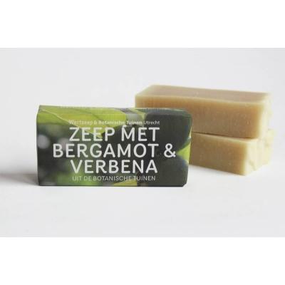 Werfzeep met Bergamot & Verbena